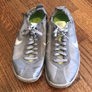 Nike Training Free Twist 5.0 gray/silver neon- 8.5